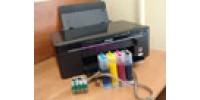 Инструкция по установке СНПЧ на МФУ Epson Stylus SX130